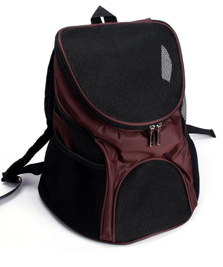 Tas Hewan Peliharaan Premium Perjalanan Outdoor Ransel Jala Tas Laptop  Aksesori Anjing Kucing Kelinci Kecil Kandang 1ba0134614