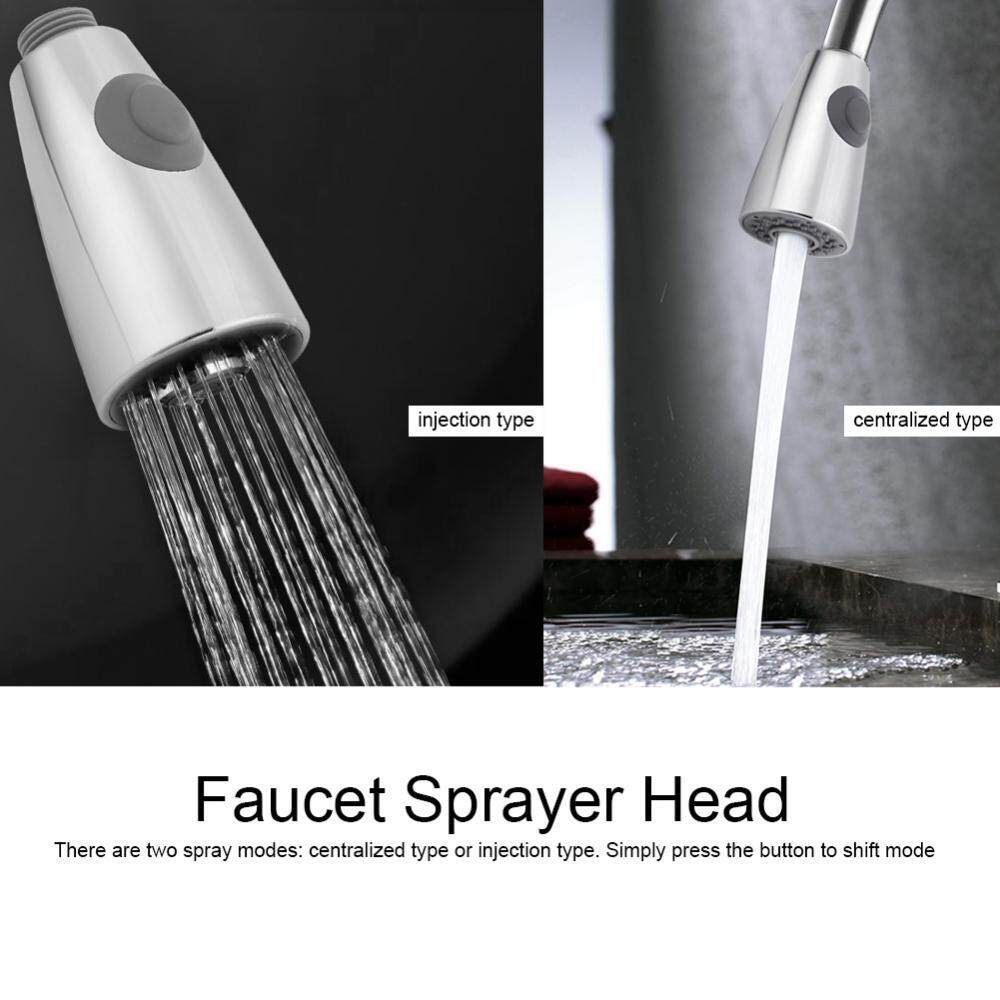 Pull Out Faucet Sprayer Kitchen Bathroom Tap Shower Spray Head Replacement Part - intl