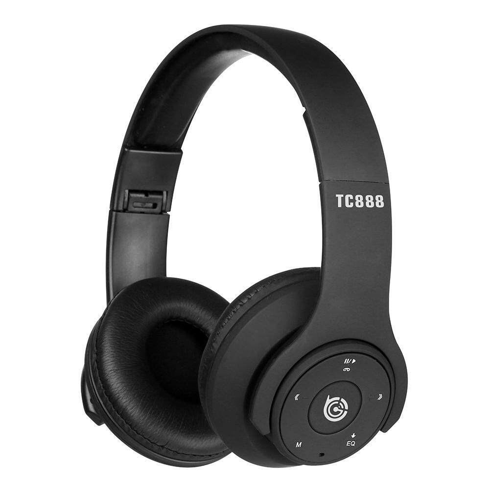 Headphone microSD FM Radio. Source · TC-888 Nirkabel Bluetooth Headset .