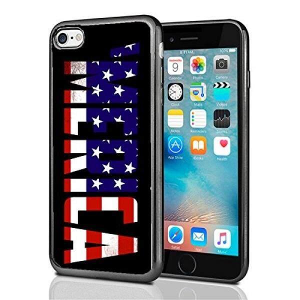 Smartphone Case S Merica untuk iPhone 7 (2016) & iPhone 8 (2017) case Cover Atom Pasar-Intl