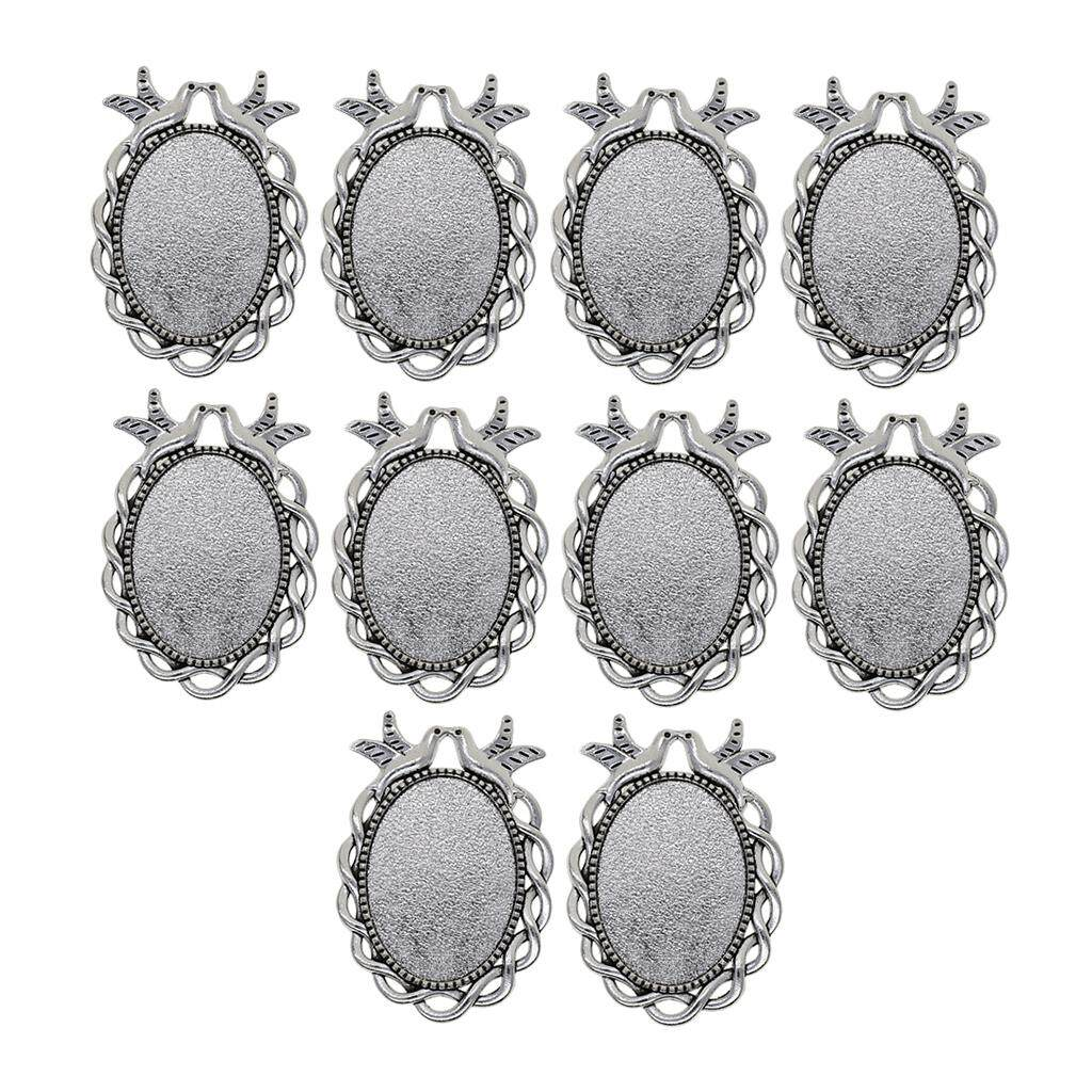 Buy Sell Cheapest Ztstore 10 Pigeon Best Quality Product Deals Gold Sandal Jepit Pria Ultralite Echo Black G8503m Bolehdeals 10pcs Oval Cameo Cabochon Settings Pendant Blanks Tray Base Jewelry Making Findings For Diy