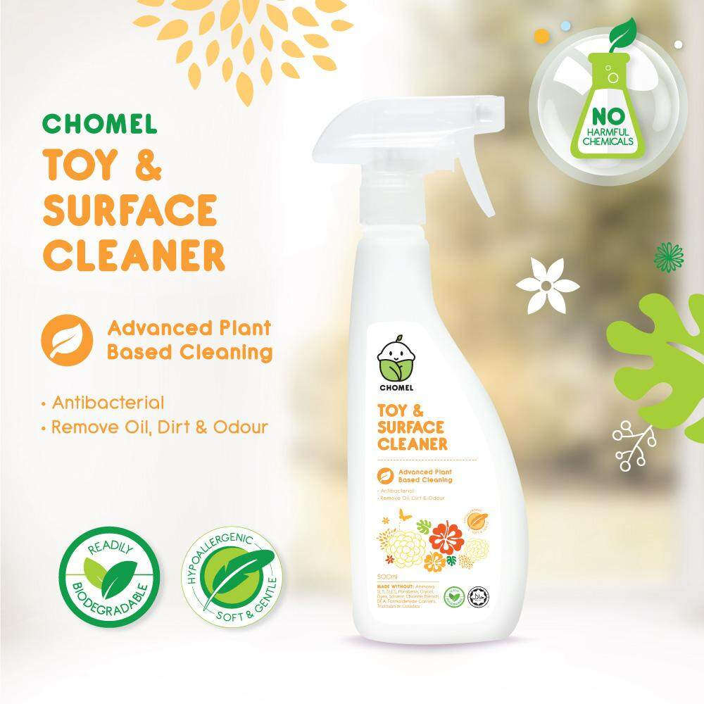 CHOMEL - Toy and Surface Cleaner (500ml)