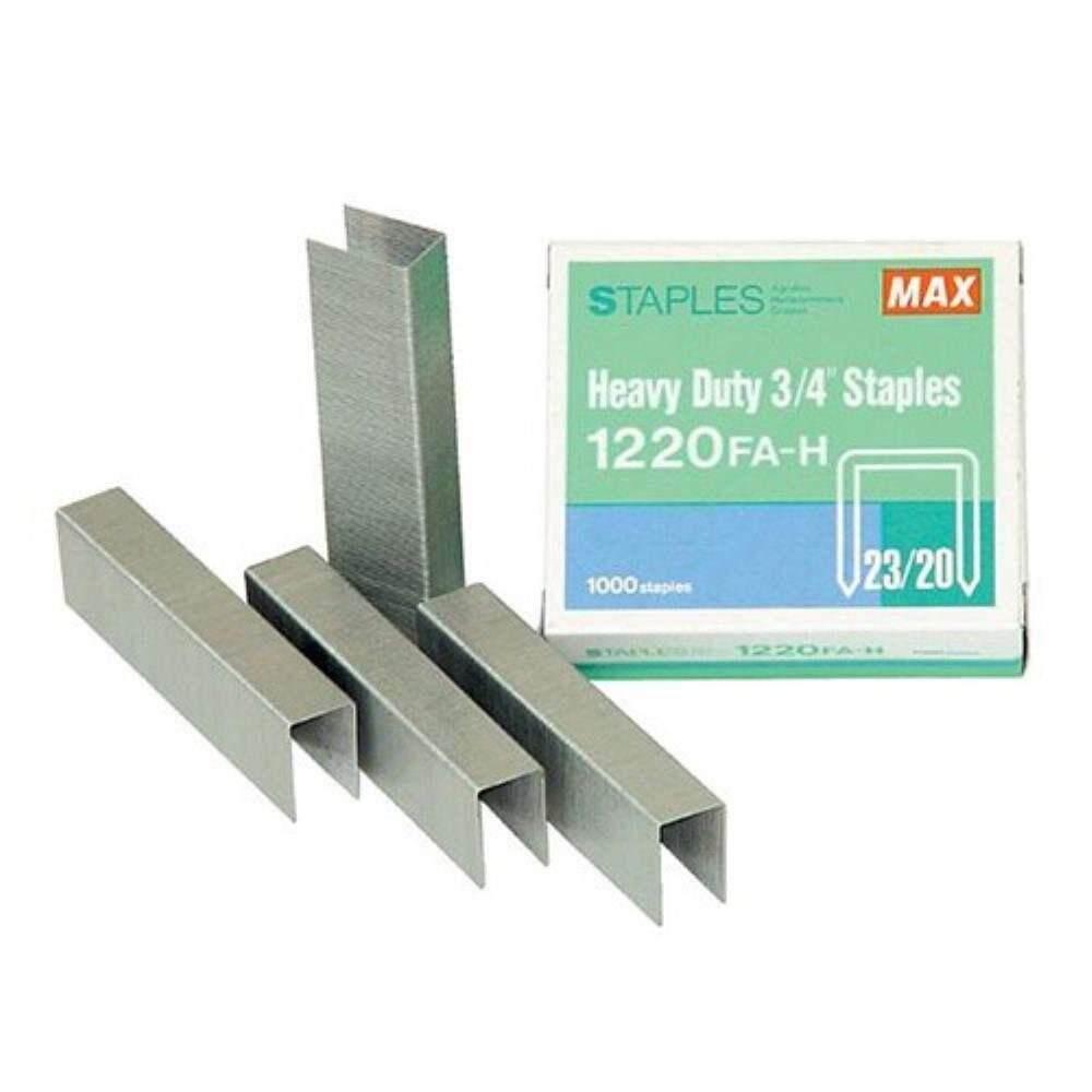 MAX Staples 1220FA-H Bullet - 3/4 (Item No: B07-23) A1R2B254