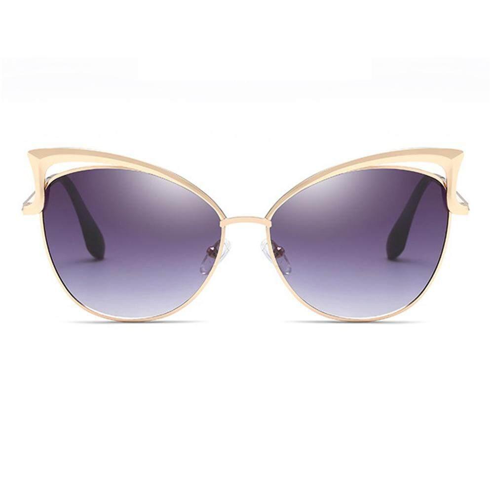 Giá bán YC Women Fashion Cat Eye Sunglasses UV Proof PC Lens Sun Glass for Outdoor Sports