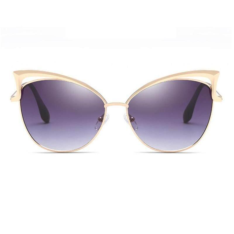Mua YC Women Fashion Cat Eye Sunglasses UV Proof PC Lens Sun Glass for Outdoor Sports