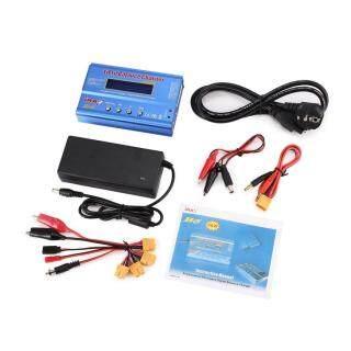 TỐT Imax B6 80 Wát 6A LiPo Pin NiMH Cân Bằng Sạc với 15 V 6A Adapter AC DC thumbnail