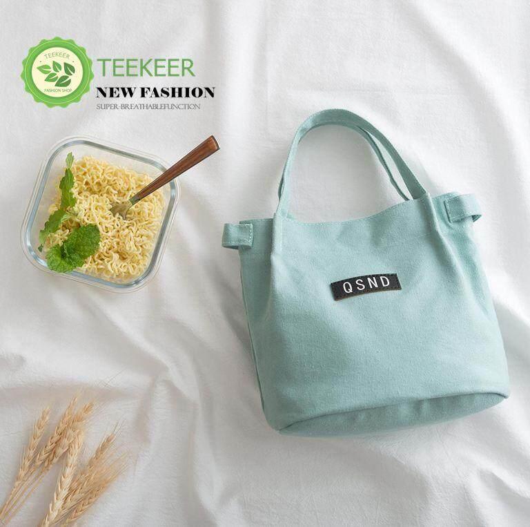cbf18dff8f8b Teekeer Canvas Tote Bag with Shoulder Strap, Stylish Crossbody Purse Bags  Canvas Handbag, Fashionable Lunch Bag for Women, Kids
