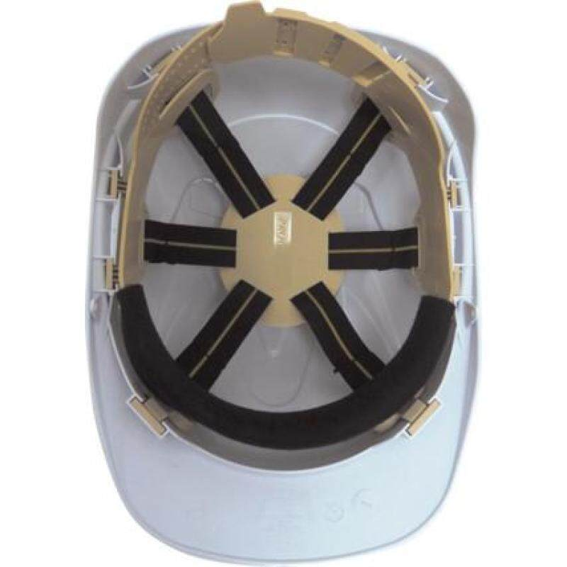 ABS VENTED COMFORT FIT SAFETY HELMET YELLOW TFF9571220K
