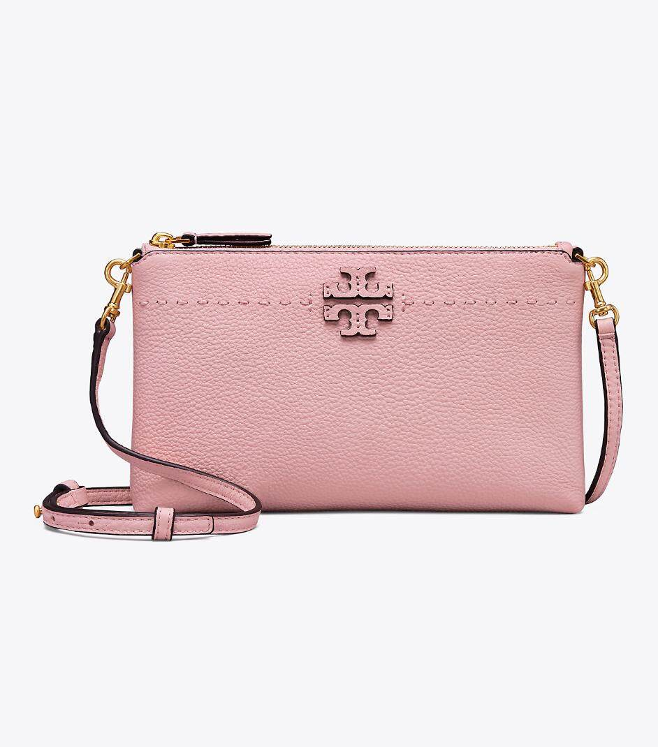 Tory Burch Women Bags Price In Malaysia Best Large York Tote French Gray Mcgraw Top Zip Cross Body Pink Quartz