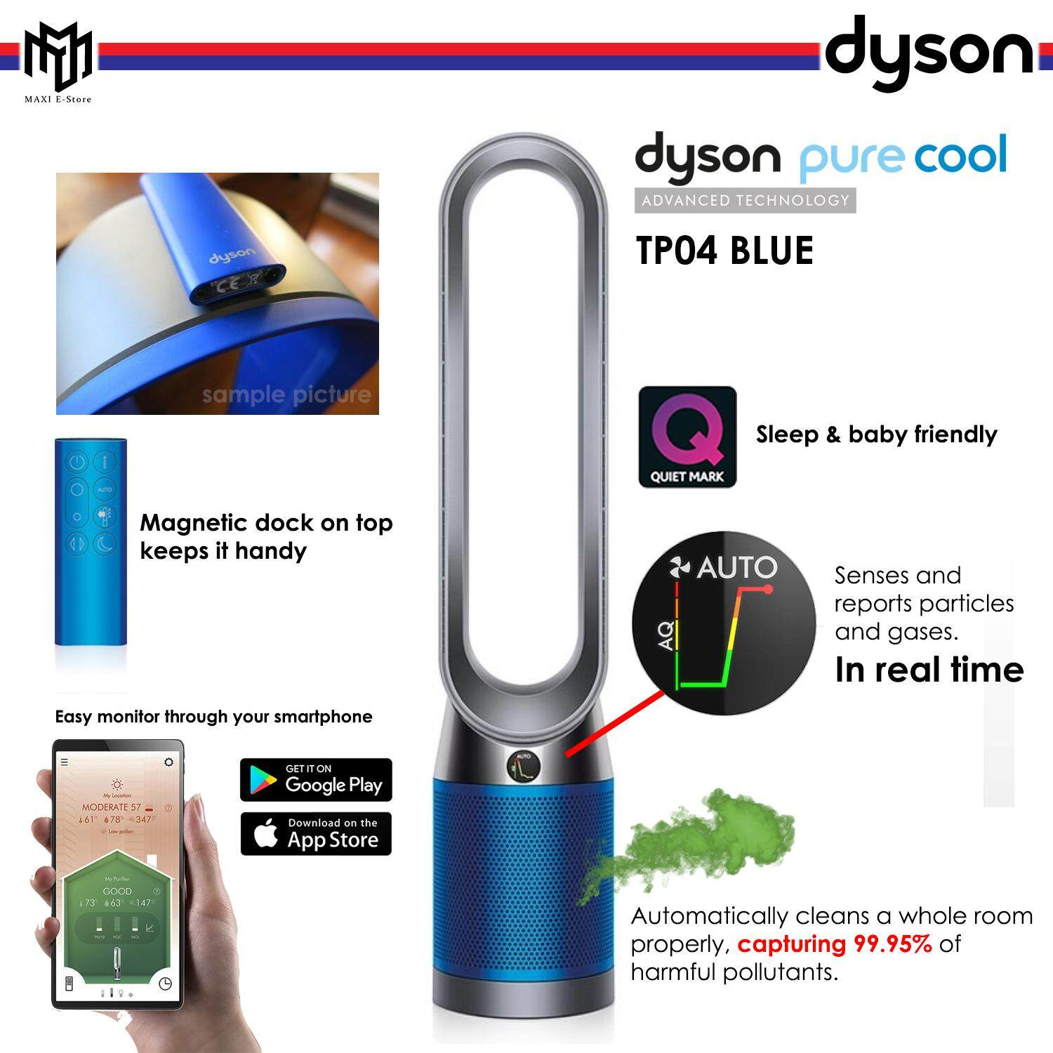 Dyson Cooling & Heating - Fans price in Malaysia - Best Dyson ...