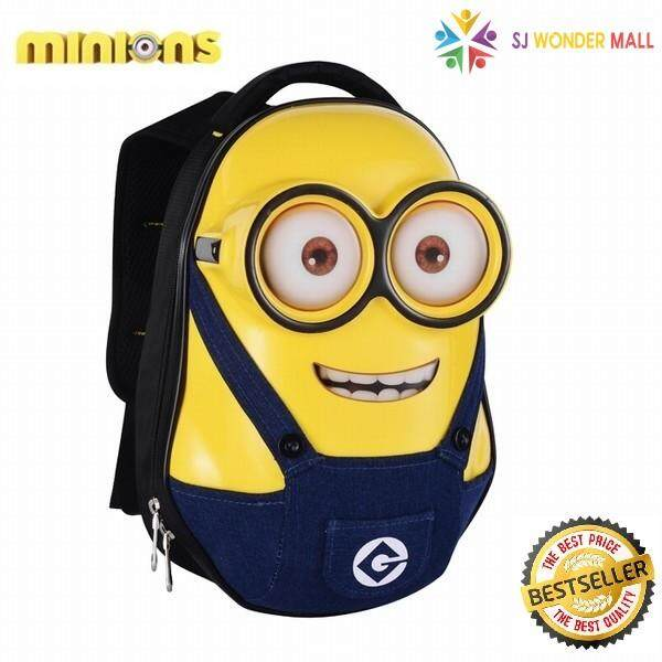 Minions Buy Price Malaysia Www 3d Hard Shell Backpack Preschool