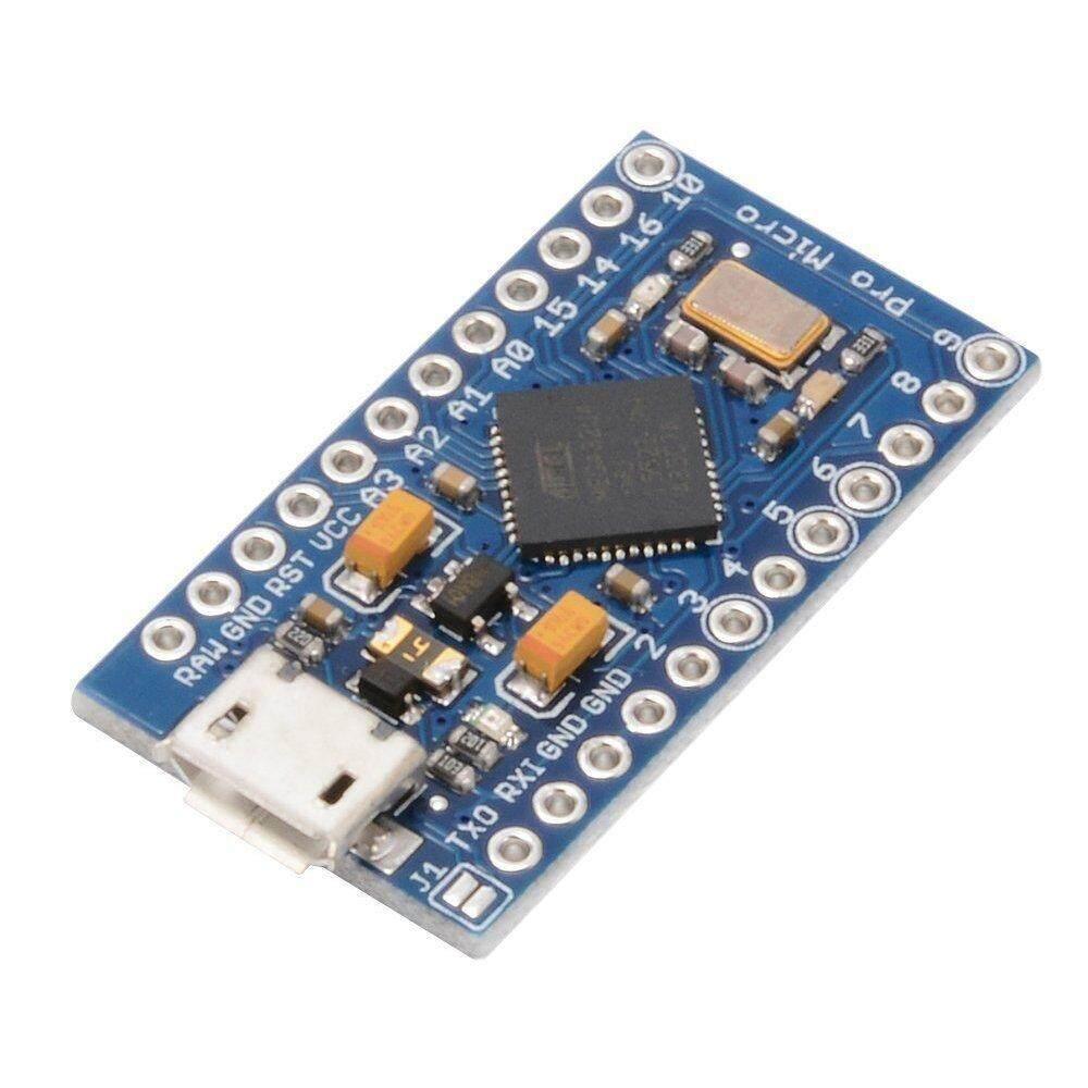 Fitur Cloudsea Pro Mini Atmega32u4 5v 16mhz Board Module With 2 Row Microcontroller Circuit For Arduino Pin Header