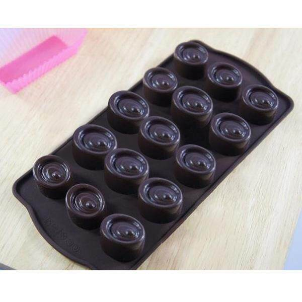 Silicone 15 Cake Mould Fondant Chocolate Soap Mould By Glimmer.
