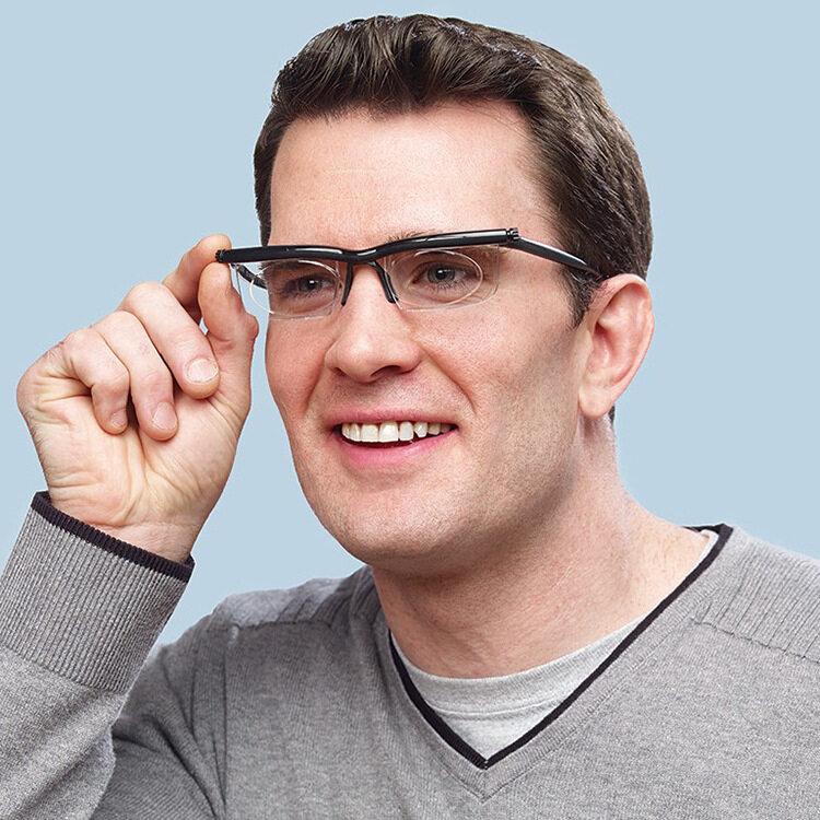 1923345b43 dial vision Adjustable lens Glasses Adjustable Dial Eye Glasses ...