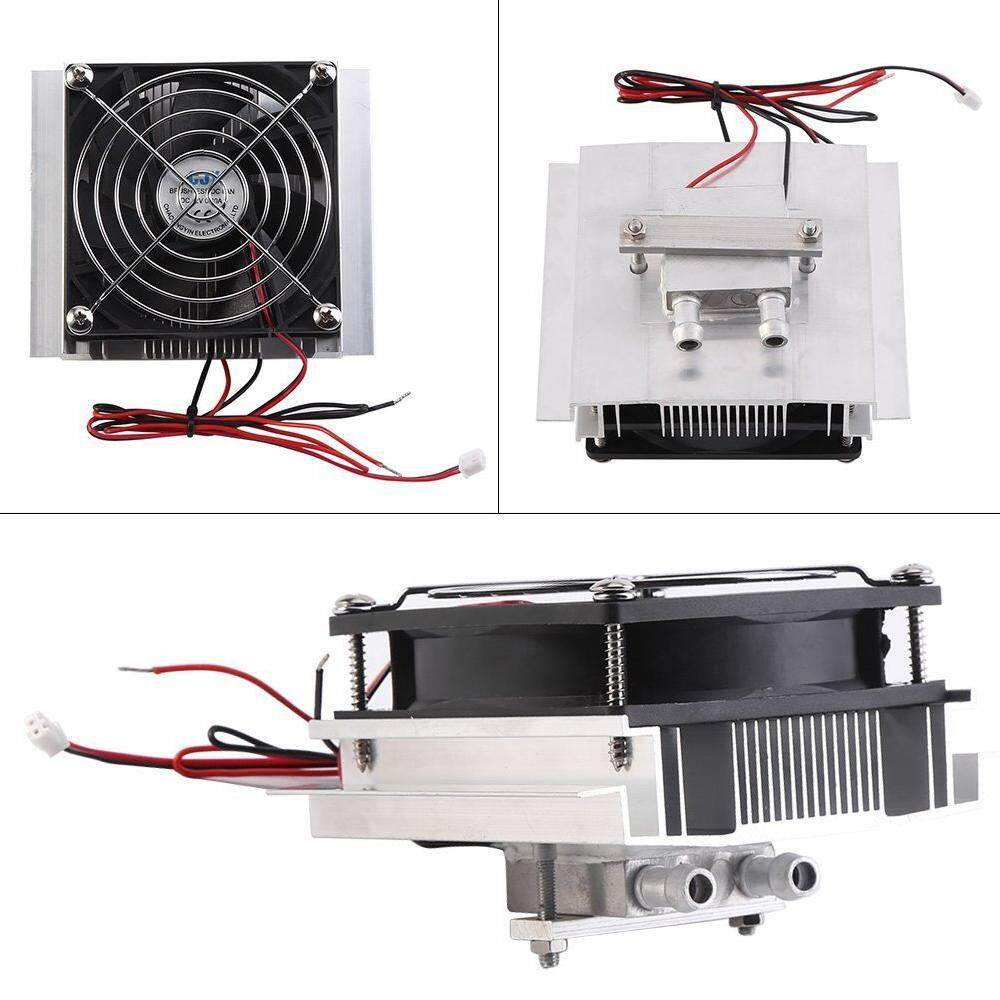 M_home 12V/72W Semiconductor Refrigeration Cooler Fan Thermoelectric Peltier Water Cooling Device - intl