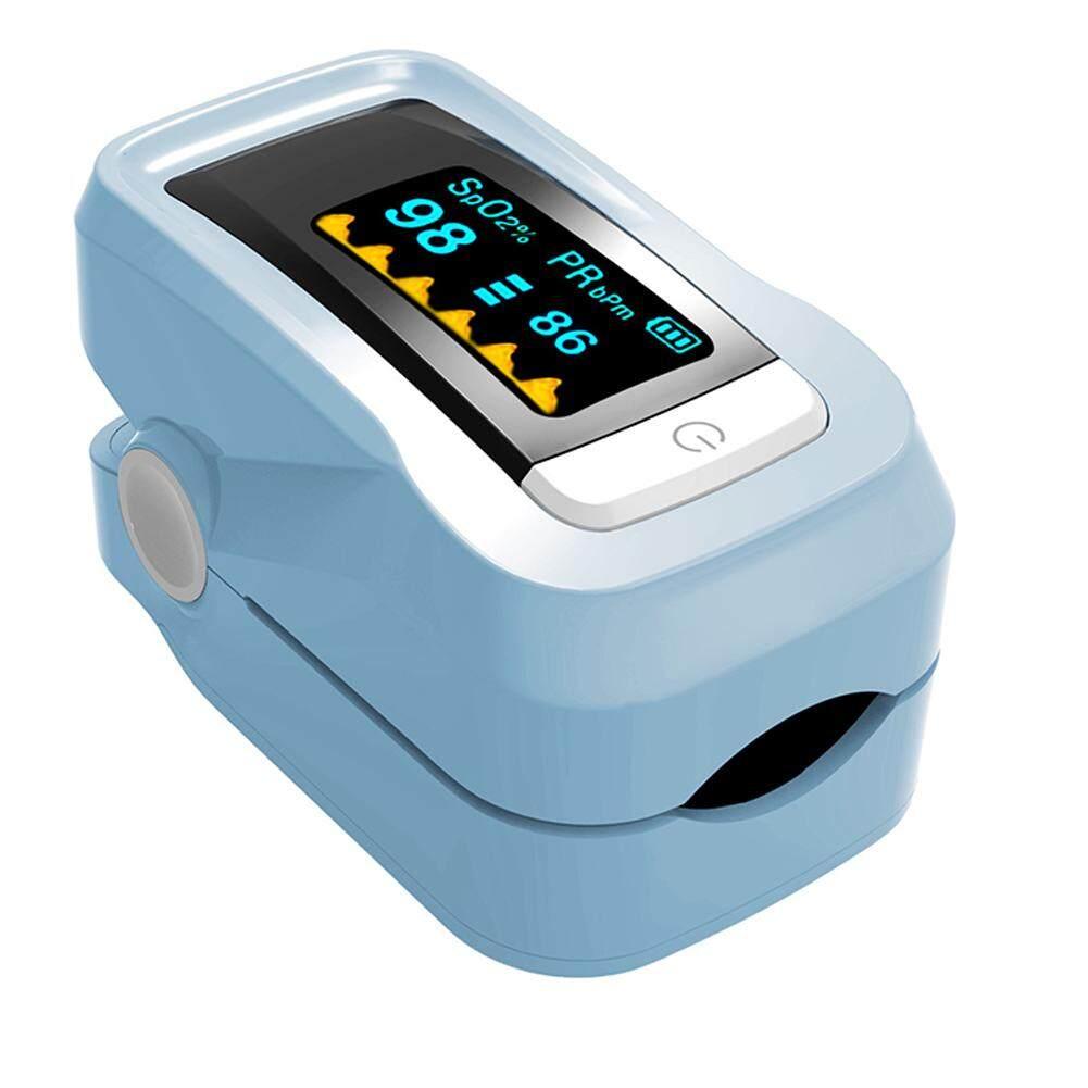 Fc เครื่องมือวัด Pulse เครื่องวัดออกซิเจนแบบพกพานิ้วมือคลิปประเภทความดันโลหิตมาตรวัดมิเตอร์เครื่องทดสอบอัตราการเต้นของหัวใจ Monitor.