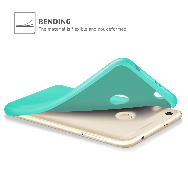 Features 6 Pcs Rymall For Xiaomi Redmi Note 5a Prime Y1 Case Anti Crack No Fingerprint Flexible Soft Tpu