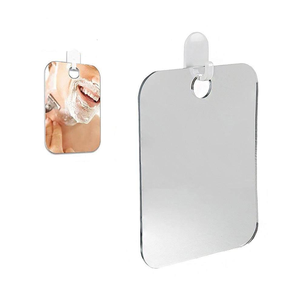 1 Pcs Xueqin Bathroom Accessories Acrylic Portable Shaving Bath Shower Mirrors Anti-Fog Shower Mirror For Bathroom And Traveling By Comodidad.
