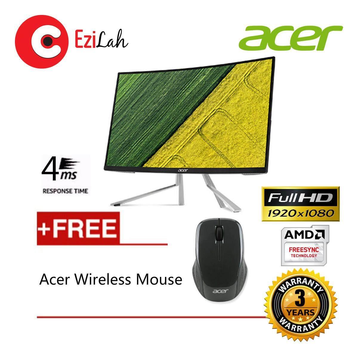 Acer ET322Q Curve FHD 31.5 LED Monitor (VGA / HDMI / Speaker) Malaysia