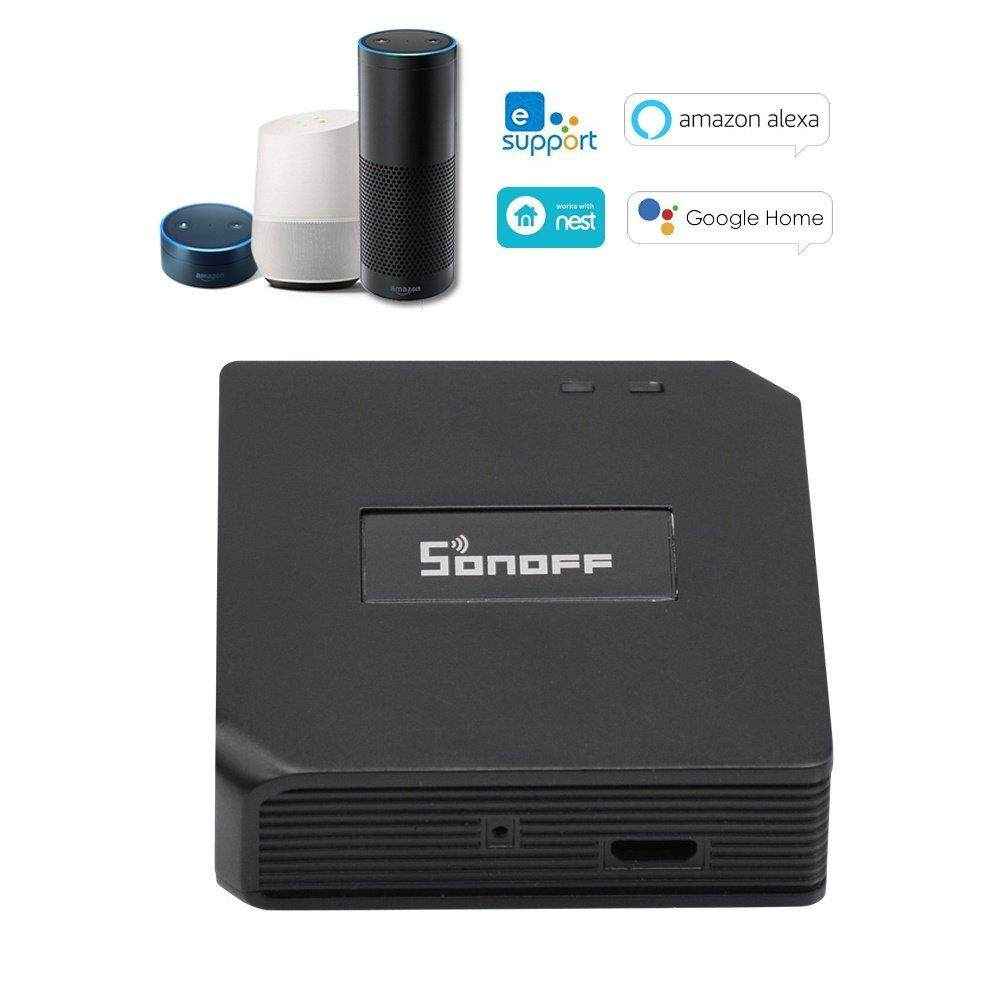 Burstore SONOFF RF Bridge Smart Home Assistant Remote Controllable Switch