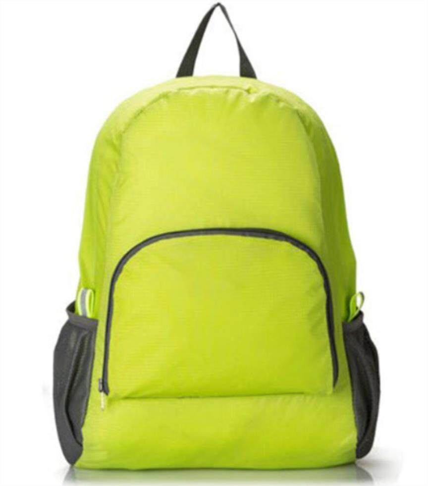 New Large-capacity Travel Fold Outdoor Outdoor Backpack Ransel Sukan - intl