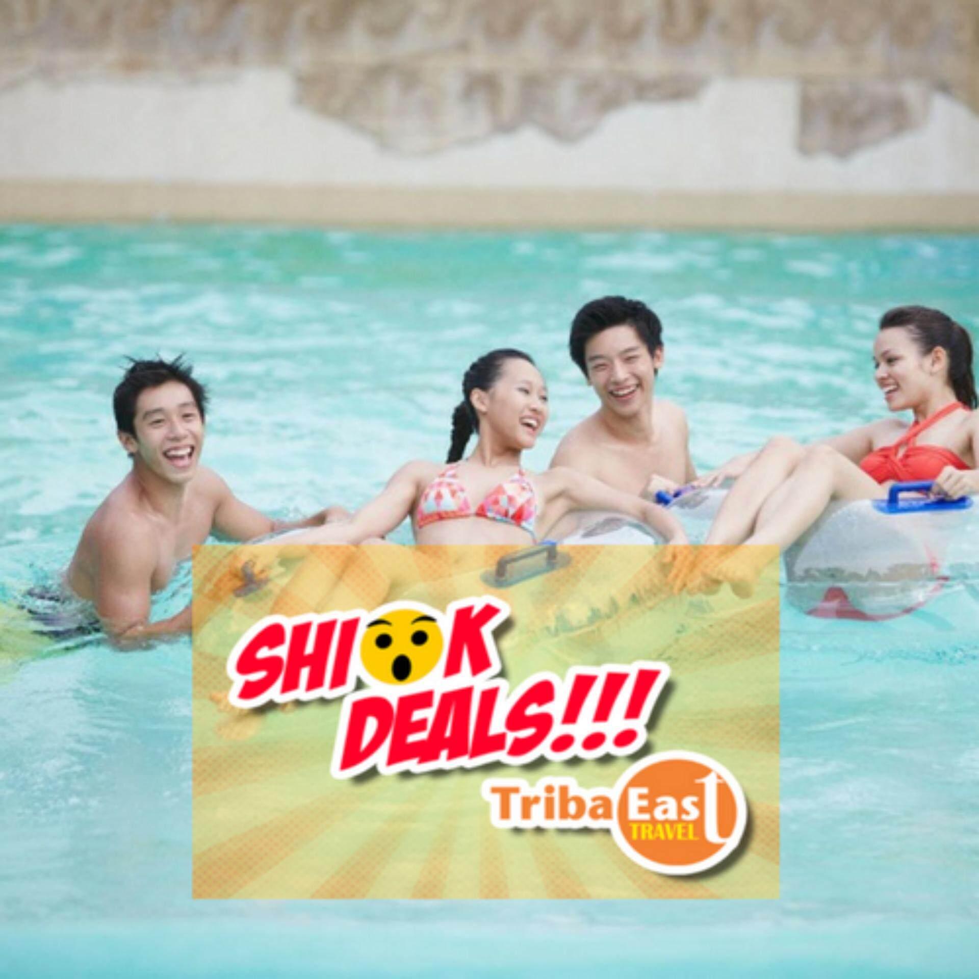 Digital Vouchers Theme Park Buy At Singapore Et Tiket Adventure Cove Waterpark Child