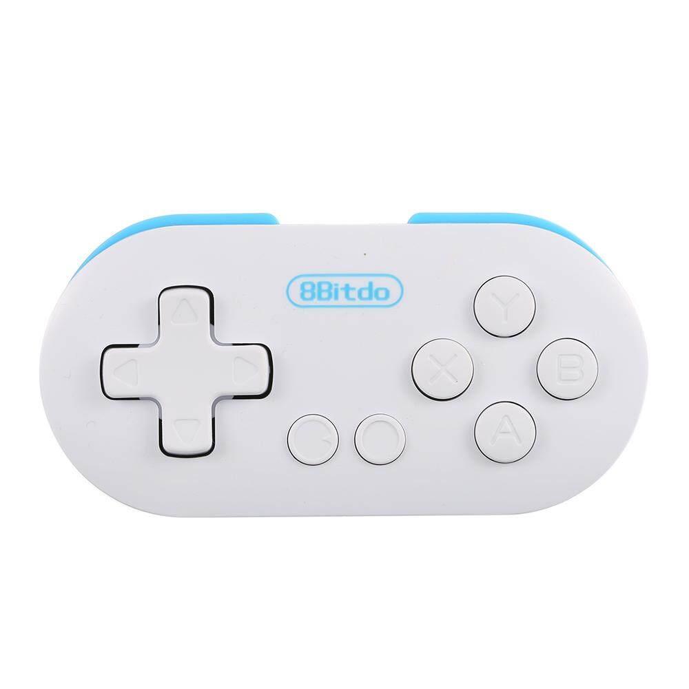 8Bitdo FC ZERO Wireless BT Portable Mini Handle Mobile Phone PC Android Game-controller - intl