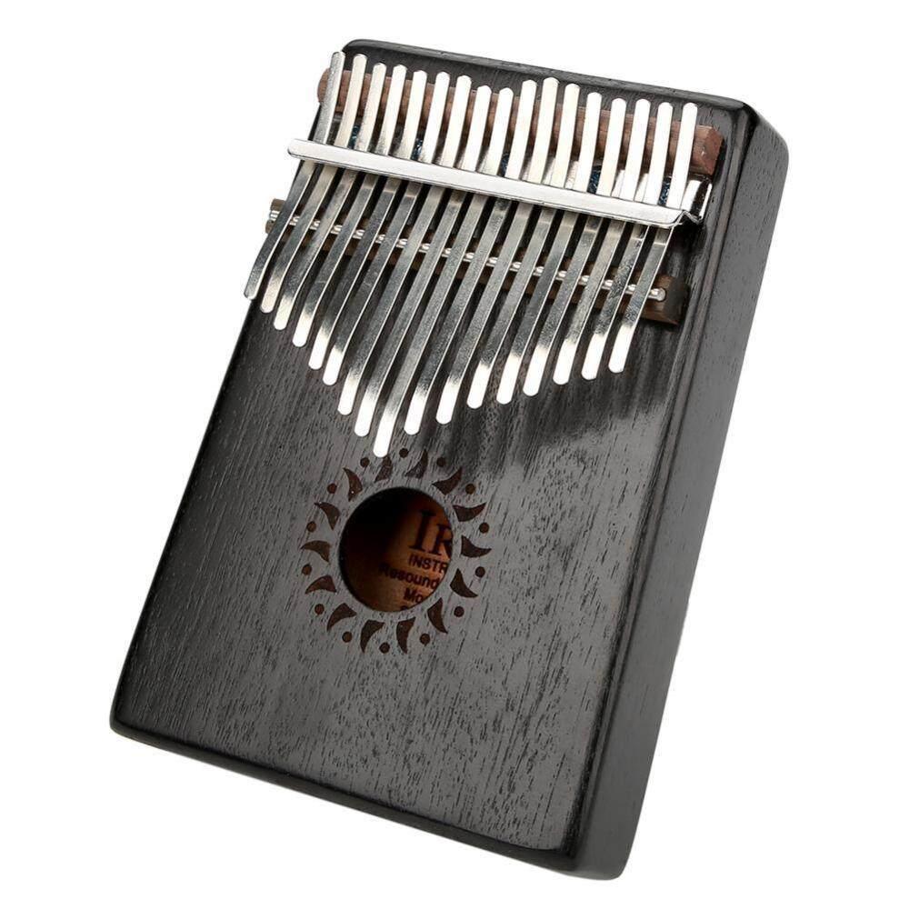 Shanyu Kayu Portabel Kalimba Thumb Piano Jari 17Key Dekorasi Alat-Internasional