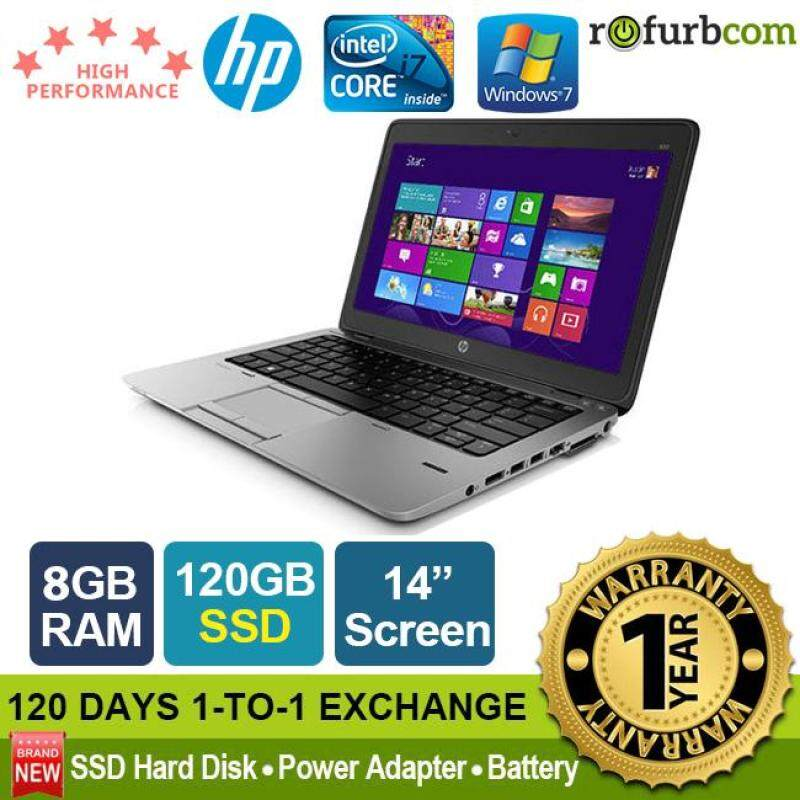 HP ELITEBOOK 840 G1 / INTEL CORE I7 4th Gen Malaysia