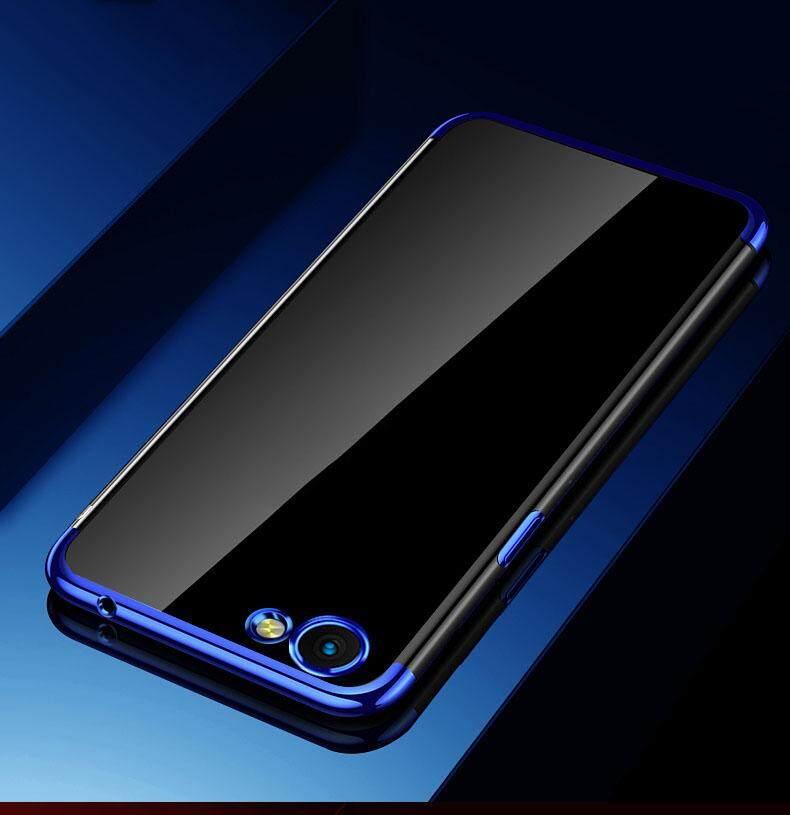 Detail Gambar Jelas Menyepuh Dgn Listrik Lembut Silikon Tpu Telepon Case Sarung untuk VIVO Y81 Terbaru