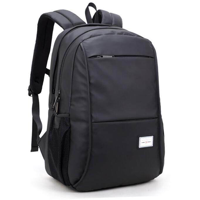 8768aab8d18 ARCTIC HUNTER Business Casual travel men laptop backpack waterproof Large  capacity USB Backpack 15.6 Inch black