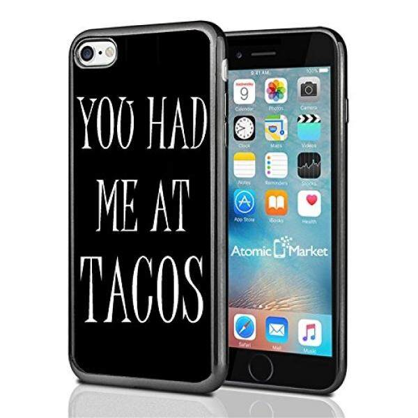 Smartphone Case S, Anda Punya Saya Di Taco untuk iPhone 7 (2016) & iPhone 8 (2017) case Cover Atom Pasar-Intl