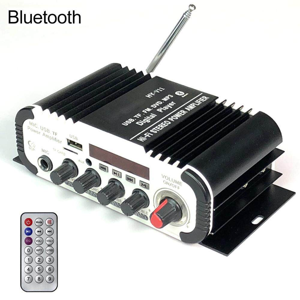 Automotive Amplifiers Buy At Best Price In 300w Fm Rf Amplifier Circuit P Marian Kobwa Mini Bluetooth Digital 2 Channel Hifi Amp Super Bass Dc 12v For Home Car