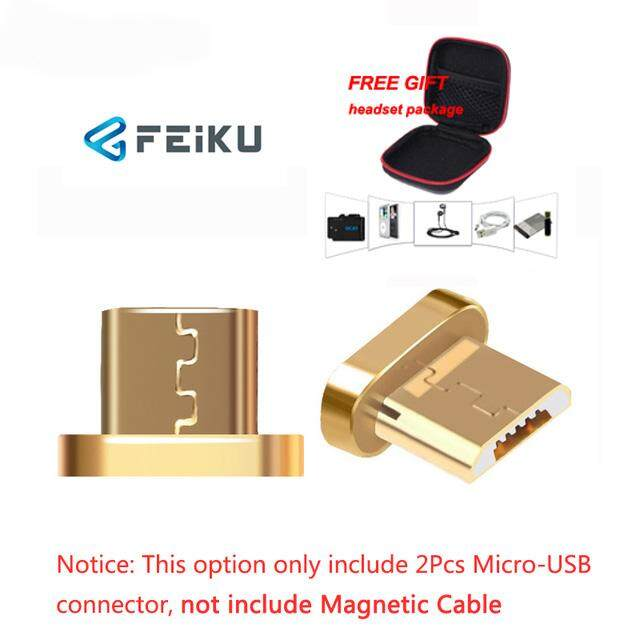 FEIKU Gen2 Micro usb 2.0 Fast Charging Sync Data Transfer Magnetic Cable for
