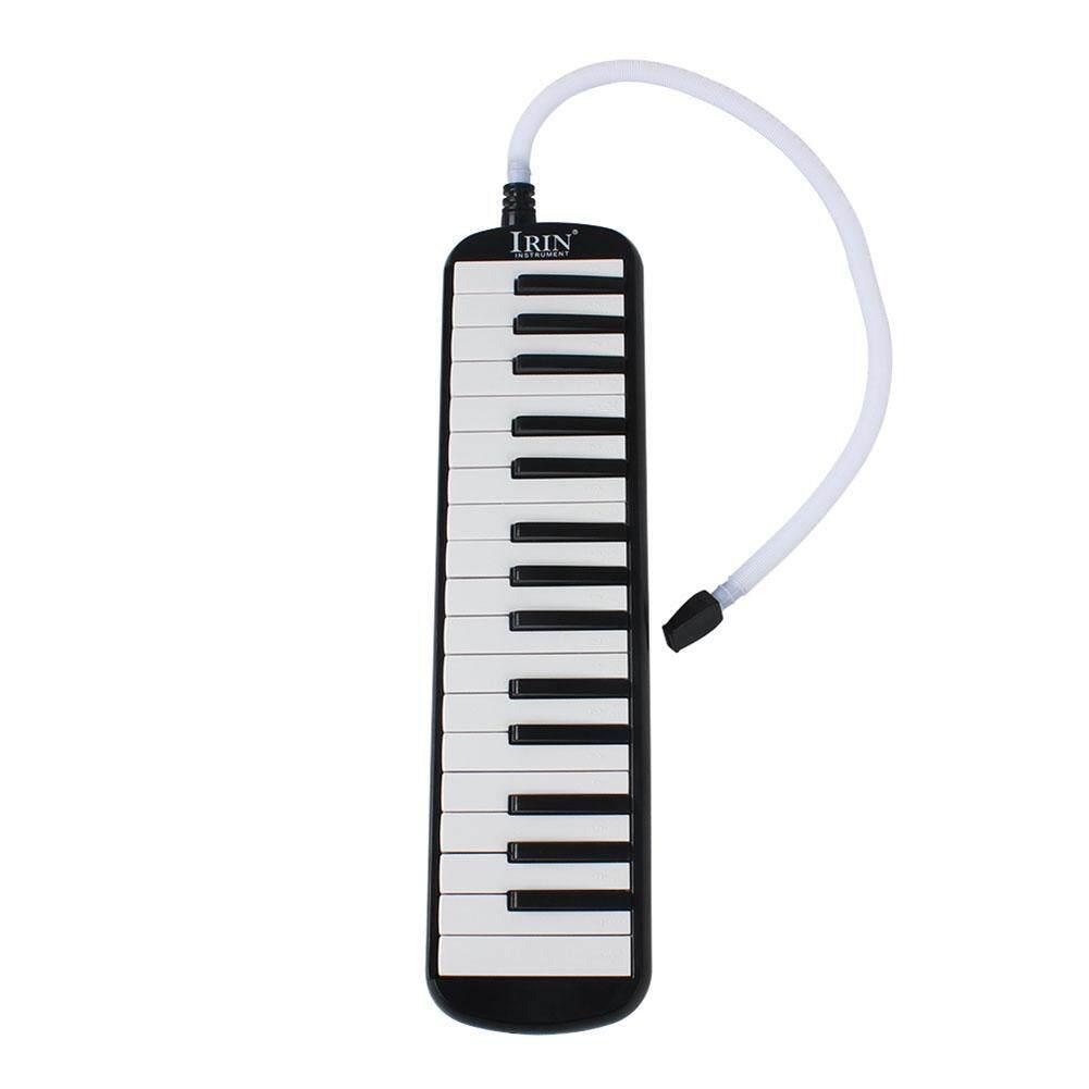 KOKKO 32 phím Đàn Piano Phong Cách Kèn Melodica với Cao Cấp Xách Đàn Accordion Miệng Bộ Thổi Phím Ban Nhạc Cụ