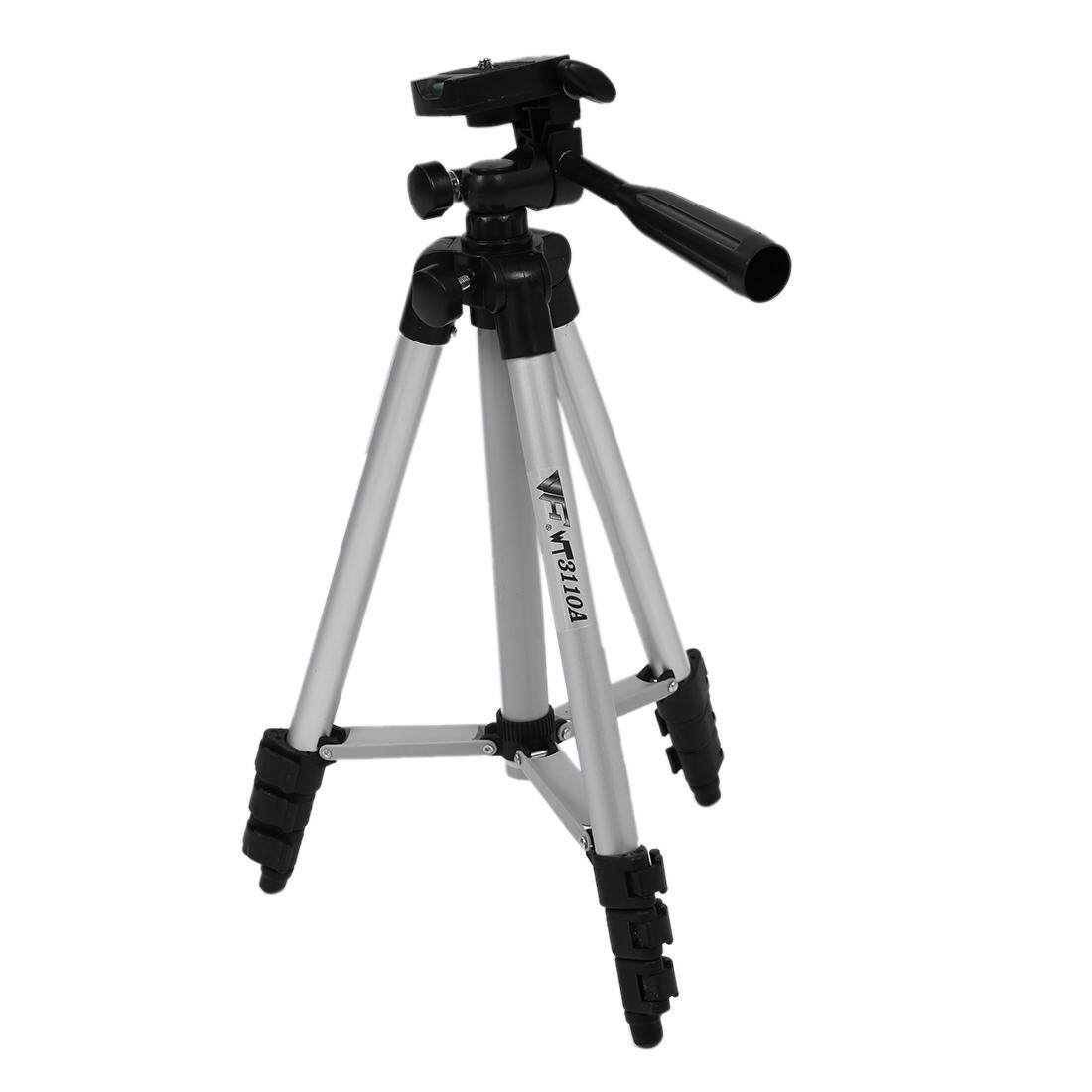 Weifeng 3110A tripod light digital camera card machine three feet small camera photographic equipment - intl