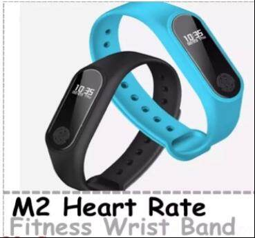 M2 Smart Bracelet Fitness Tracker Fitness  Heart Rate Band Smart Band Smart Watch