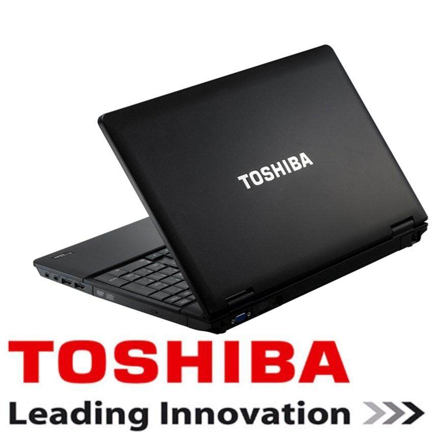 Toshiba satellite Intel i5 2.67ghz DDR3 250GB DVDROM NOTEBOOK LAPTOP ( REFURBISHED 15.6 ) Malaysia