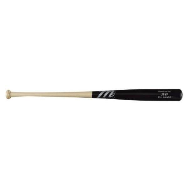 Marucci Jb19 Jose Bautista Youth Wood Base Bat, Natural/black, 31-Inch/27-Ounce By Buyhole.