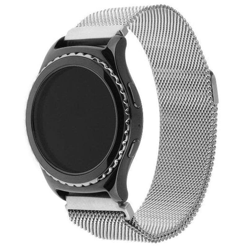 Milanese Loop Watch Band Stainless Steel Milanese Band For Samsung Gear S2 Classic S3 Frontier 20mm