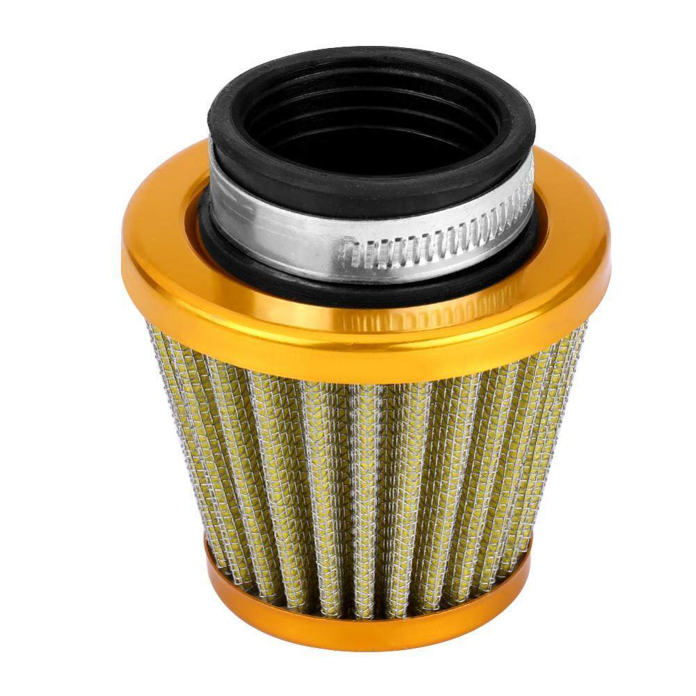 Justgogo 38mm Air Filter Intake Induction Kit For Off-Road Motorcycle Atv Quad Dirt Pit Bike Gold By Justgogo.