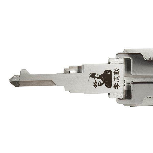 Detail Gambar DW04R V.2 2 In 1 Kunci Pintu Mobil Pemecah Sandi Kunci Membuka
