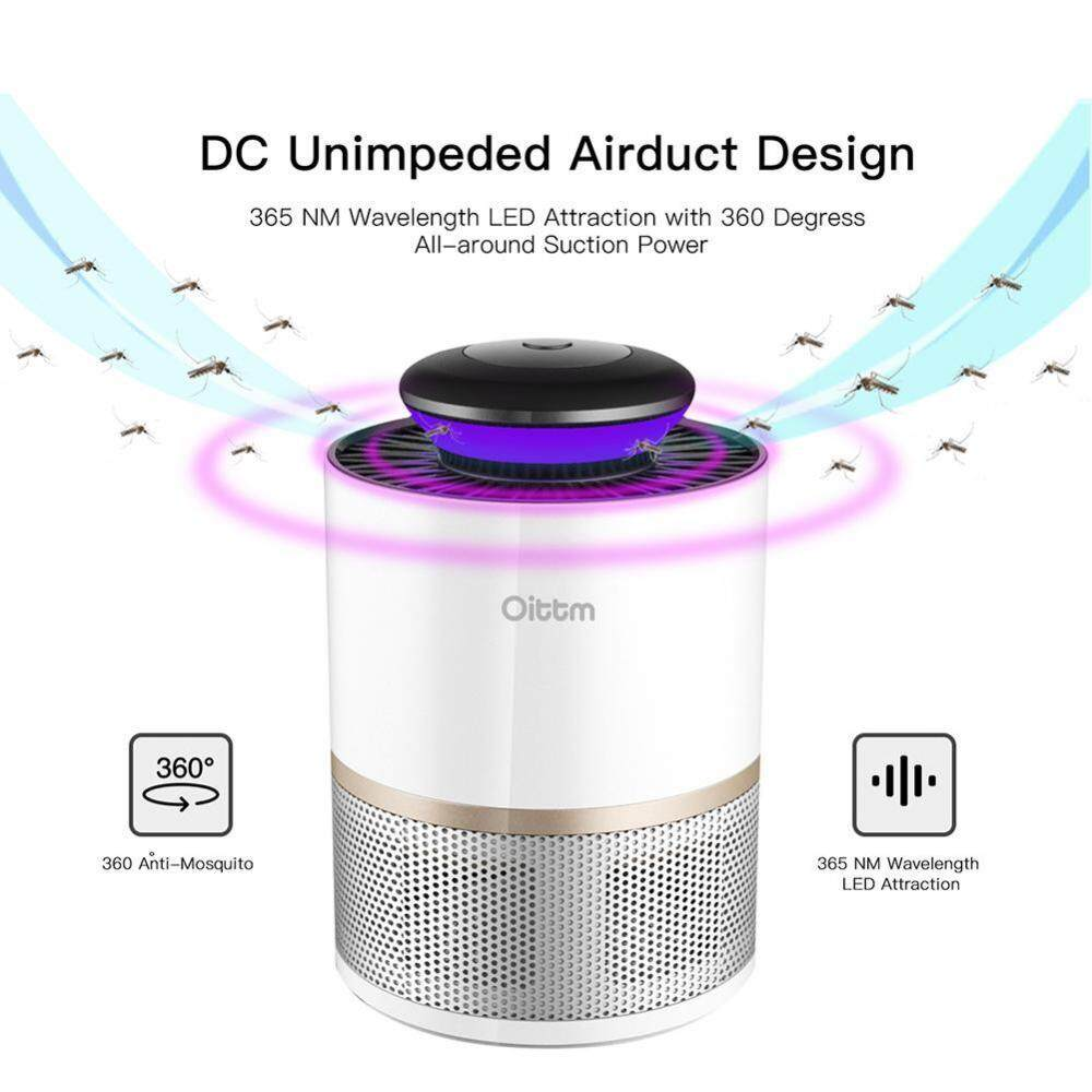 Review Oittm Usb Smart Wifi Led Mosquito Killer Light Trap Zapper Works With Alexa Google Assistant Intl Oem On China