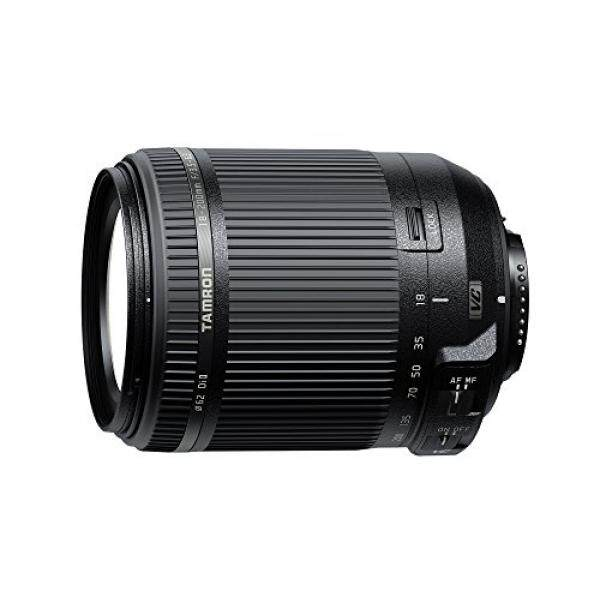 Tamron AF 18-200 Mm F/3.5-6.3 Di II VC All-In-One ZOOM untuk Nikon APS-C Digital SLR-Intl
