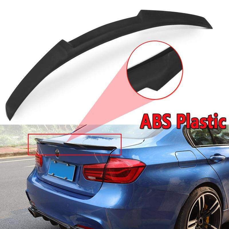Trunk Lid Spoiler Wing Performance V Style For B M W 3 Series F30 M4 12-2017 ABS