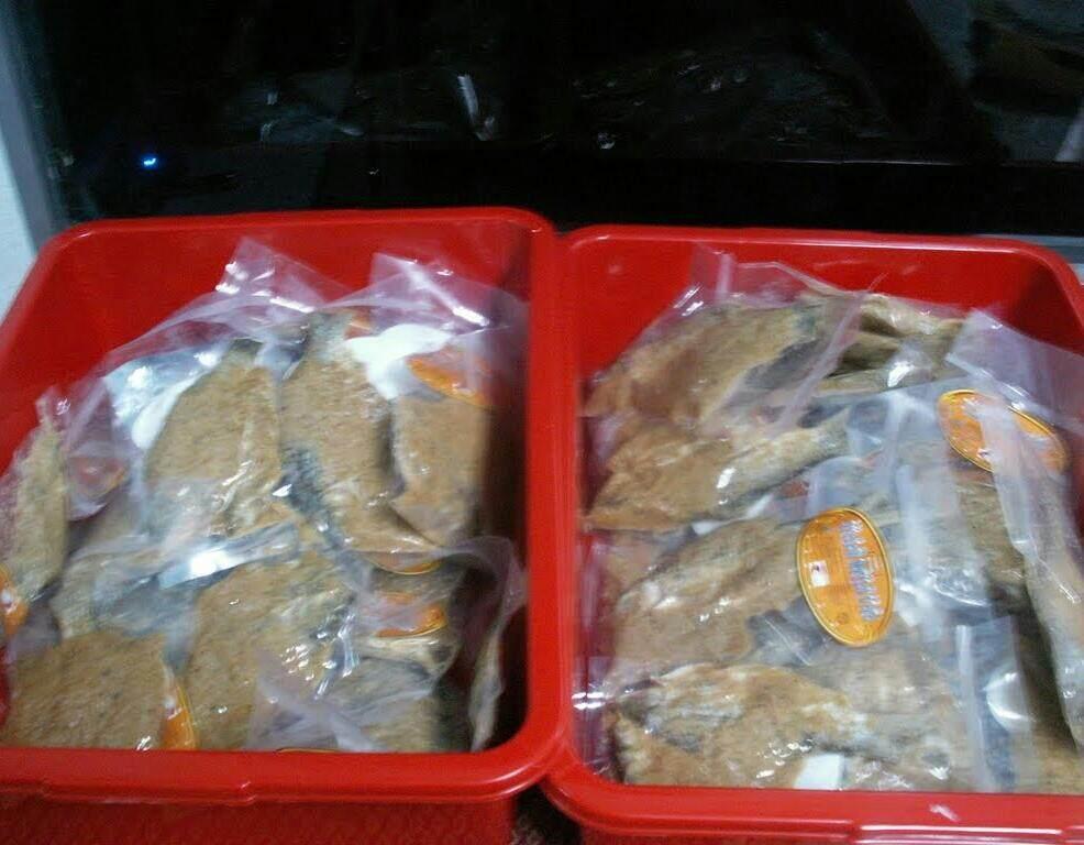 Pekasam ikan loma warisan utara/ pekasam tasik raban lenggong (3 paket)