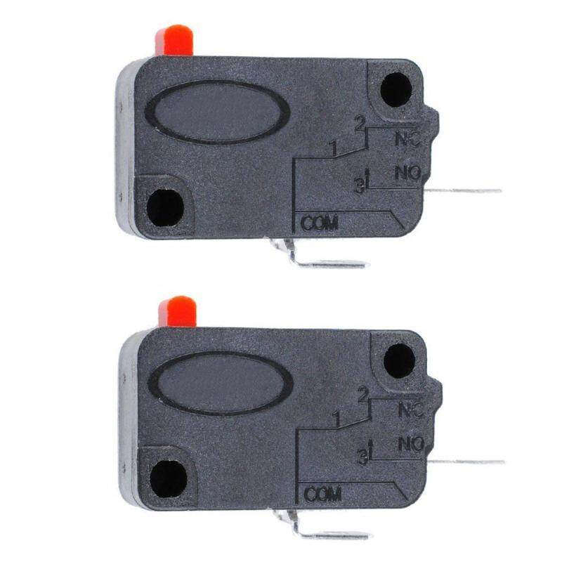 2PCS Microwave Oven Door Switch for LG GE Starion SZM-V16-FD-63 SZM-V16-FA-63
