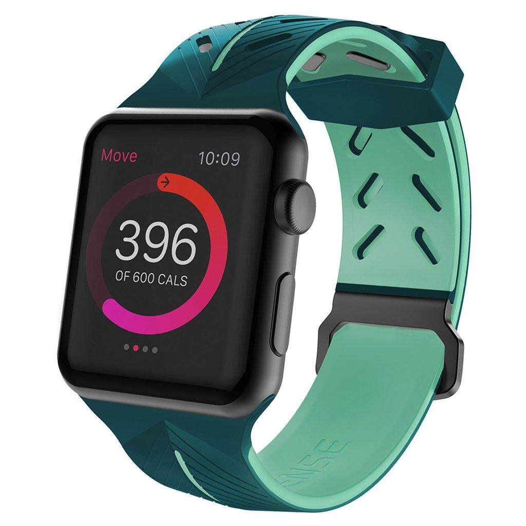 [Ready Stock] Original X-Doria Action Band for Apple Watch Series 1/2/3 & Nike Edition (38mm  42mm)