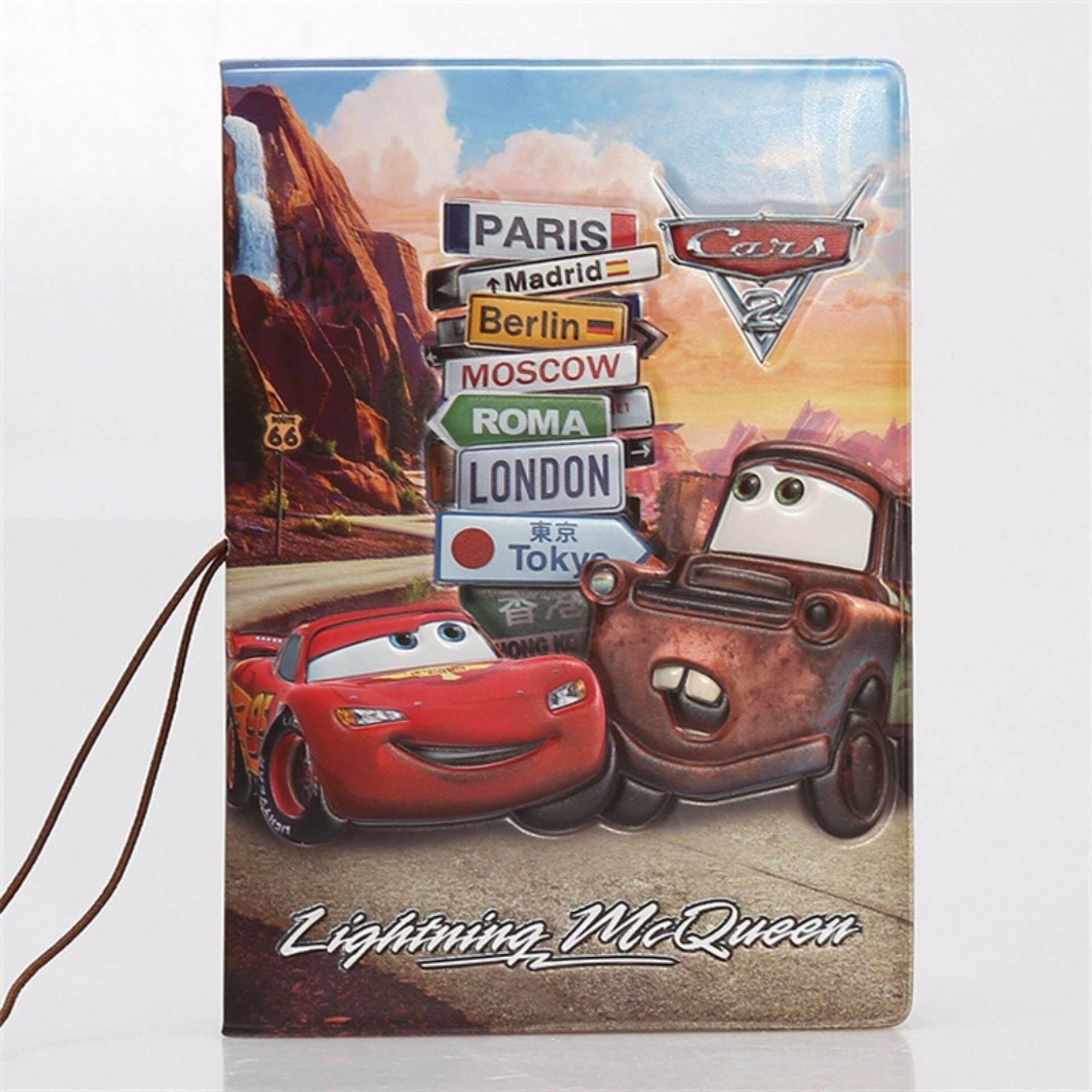 Passport Holder - Cars