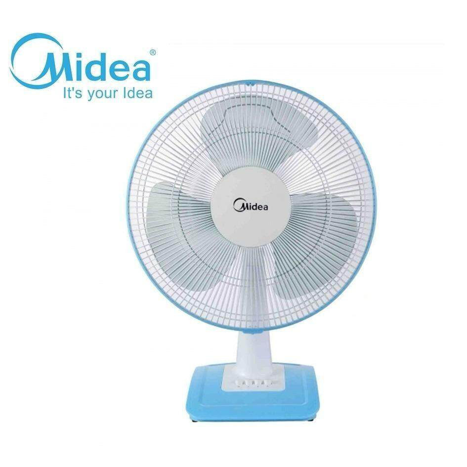 "MIDEA TABLE FAN 16"" MF-16FT17NB / MF-16FT15"
